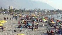 Playa Cavancha - Iquique - Chile