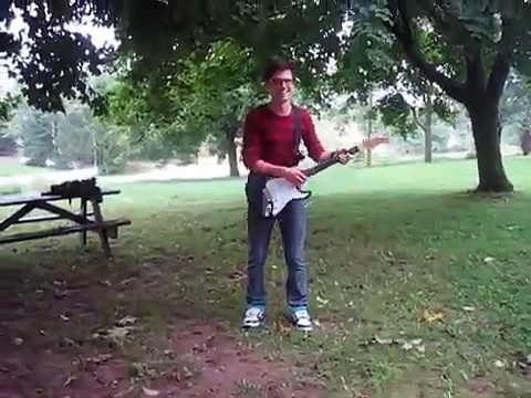 Ultimate Guitar Fail