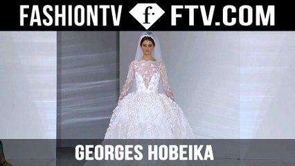 Georges Hobeika Show | Paris Haute Couture Fall/Winter 2015/16 | FashionTV