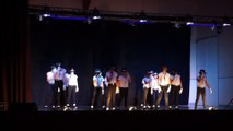 HOLLYWOOD TONIGHT par  les 10/11 ans Gala danse ESTISSAC 20-06-15