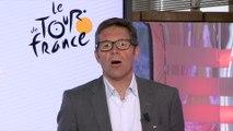 Cyclisme - TDF 2015 - 9e étape : L'étape vue par Éric Boyer