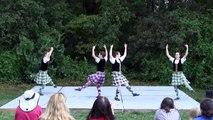 Scottish Highland Dancing—Strathspey & Half Tulloch