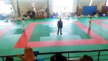 Championnat départemental sélection final 2eme combat Nael REFOUFI