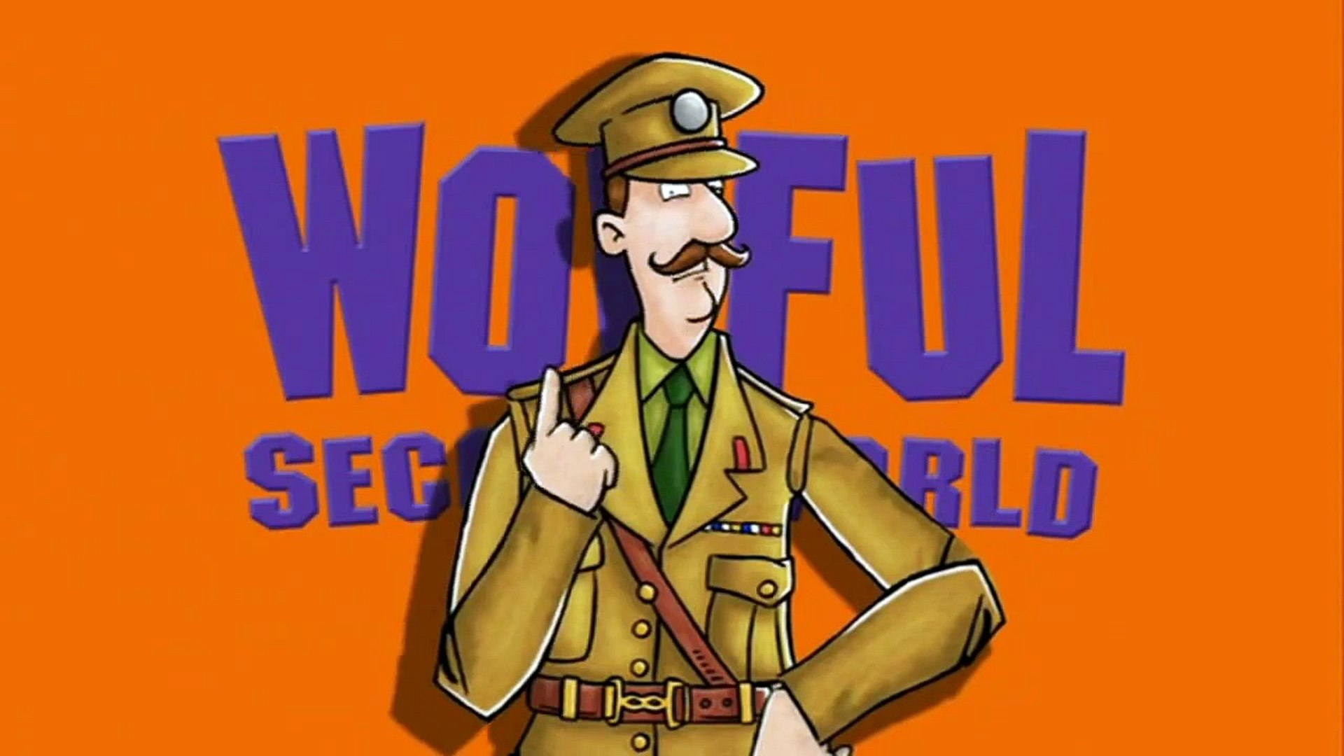 Horrible Histories Don't Wake Hitler