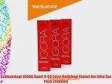 Schwarzkopf IGORA Royal 9-98 Extra Hellblond Violett Rot 60m 3er Pack (3x60ml)