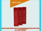 Schwarzkopf IGORA Royal 6-63 Dunkelblond Schoko Matt 60ml 3er Pack (3x60ml)