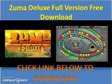 Zuma Deluxe Full Version Free Download