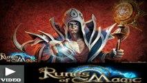 Runes Of Magic Gameplay Trailer  (PC) | The Magical Rune Stones Saga