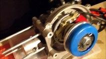 Simonini Engine - Vespa Piaggio Ciao with HPI Tutorial