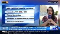 BFMTV et sa  propagande  sur la Grèce critiquées en direct par une invitée