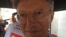 Nelson Monfort fait son Tour de France