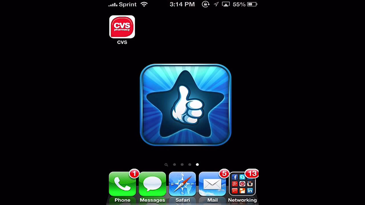 CVS iPhone App - Best iPhone App - App Reviews