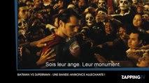 Batman VS Superman : Une bande-annonce explosive dévoilée lors du Comic Con de San Diego