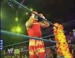 Hulk Hogan Confronts Vince McMahon