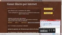 GANAR DINERO POR INTERNET CON UN BLOG MAS DE 75 DOLAR AL MES 2015