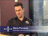 ALAEA - Steve Purvinas on Qantas Maintenance Engineers