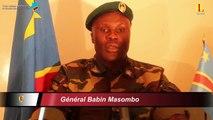 Le General Babin Masombo interpelle le Président Sassou Nguesso du Congo Brazzaville