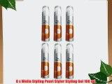 6 x Wella Styling Pearl Styler Styling Gel 100 ml.