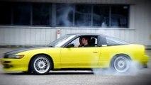 Drifting S13 sil80 Ae86 Silvia s14a Skyline r33 GT-R