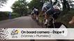Caméra embarquée / On board camera - Étape 9 (Vannes / Plumelec) - Tour de France 2015