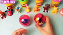 Kinder Surprise Eggs Play Doh Peppa Pig Kinder Eggs Hello Kitty Surprise Egg