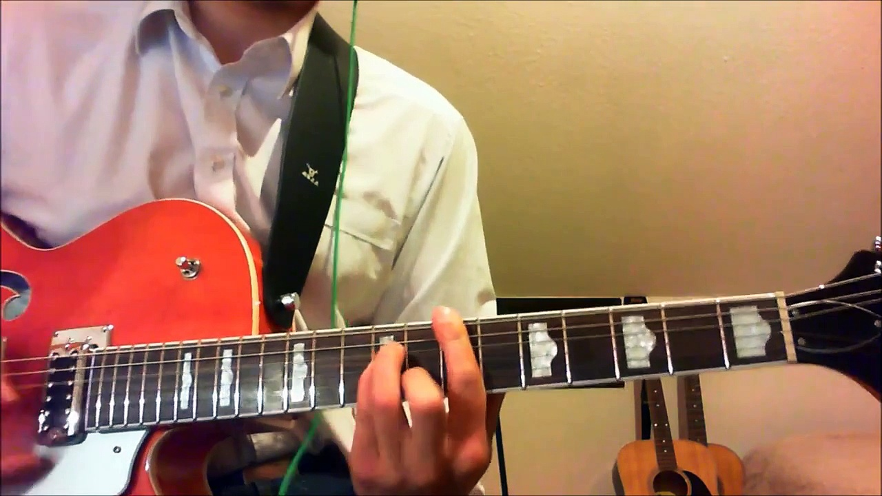The Beatles – Keep Your Hands Off My Baby Lead Guitar Tutorial & Cover with Tabs