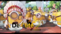 Mashup vidéo avec  Madonna Celebration  and Minions and Britney Spears and Mickael Jackson By Sky Dj