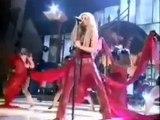 Arabic Shakira Belly Dance Ojos Asi  Shakira dancing star Shakira