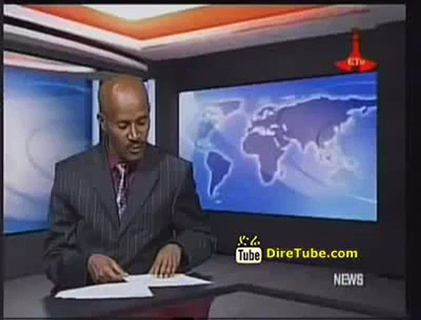 Amazing News Ethiopian Woman Grows Big Horn on Her Head ETV  Special Report