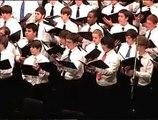 "Kentucky All-State Choir 2010 ""What Shall We Do With the Drunken Sailor?"" TTBB Choir"