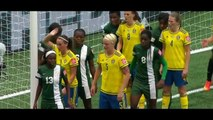 2015 Women's World Cup - Group D - All Goals - USA Australia Sweden Nigeria
