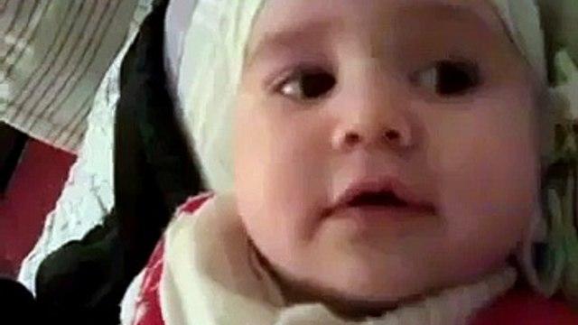 Islamic Videos A Cute Little Child Reciting Kalma