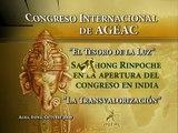 Discurso Samdhong Rinpoche Congreso Gnostico AGEAC, India- Subs: EN, ES, FR, HU, IT, RO, SR, PT