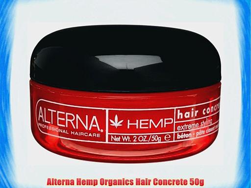 Alterna Hemp Organics Hair Concrete 50g