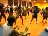 Cours de danse africaine avec Salamatha Diallo (Bara)