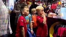 FCN Fodboldskole 2014 - høj kvalitet og super stemning!