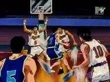 Slam Dunk - Sendoh vs Maki (Anime)