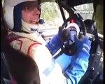 Åktur med Jimmy Joge i Peugeot 206 WRC