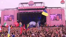 Imagine Dragons - Demons & Radioactive Live at Sziget Festival 2014