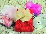 M'doridori Reusable Fabric Gift Wrap demonstration ... Eco-elegance! (fka Midori-dori)