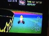Mario Kart 64 - Rainbow Road (2/2)