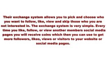 Follow 4 Follow! How to get more followers-subcribers