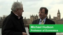 Fred Harrison & Michael Hudson Discuss Debt and its Relationship to the Economic Crash