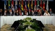 29 de JUN. Discurso de apertura. Cristina Fernández. Cumbre Mercosur Mendoza 2012