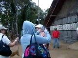 Una visita a una comunidad indigena en el Amazonas