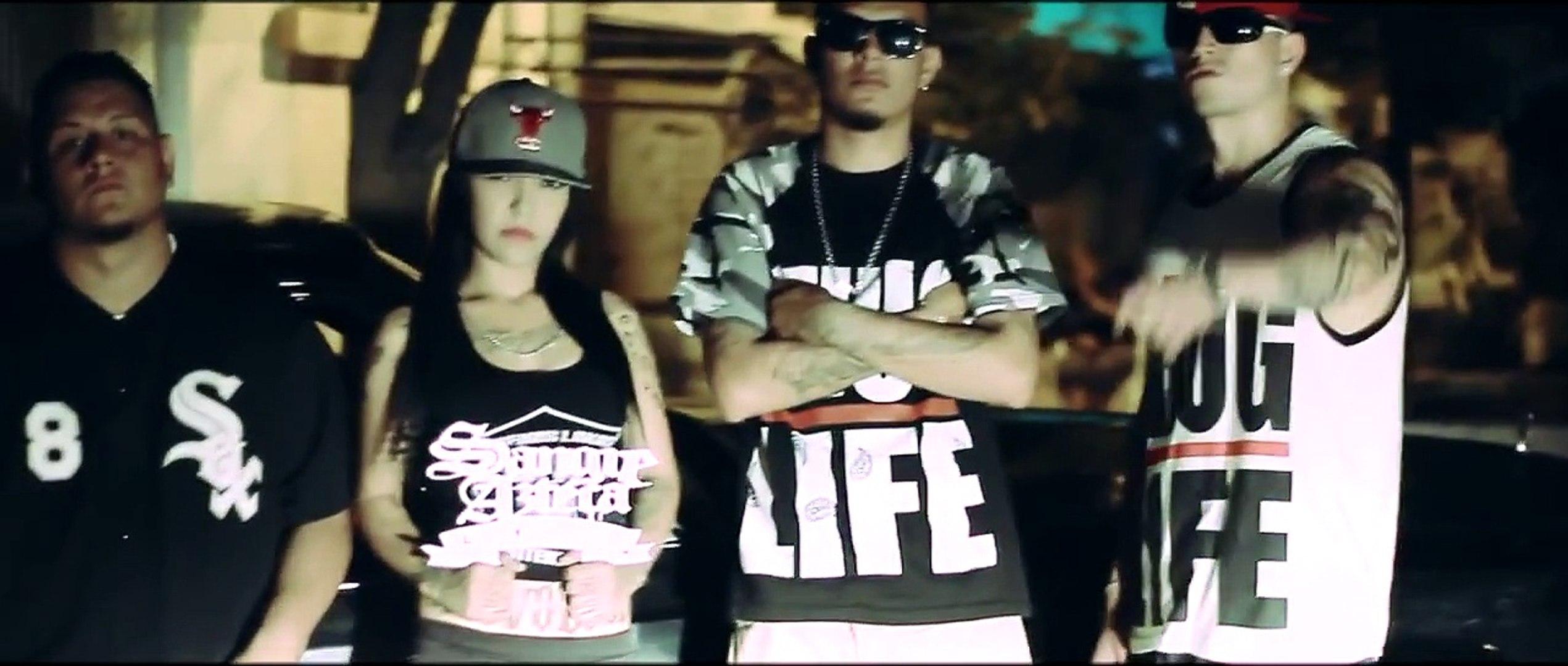 THUG LIFE (VIDA DE MATON) - KALA ARMY ft THUG POL,TU-ZO & EUGE MC