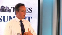 Cameron: Gender pay gap is a standing rebuke to our country