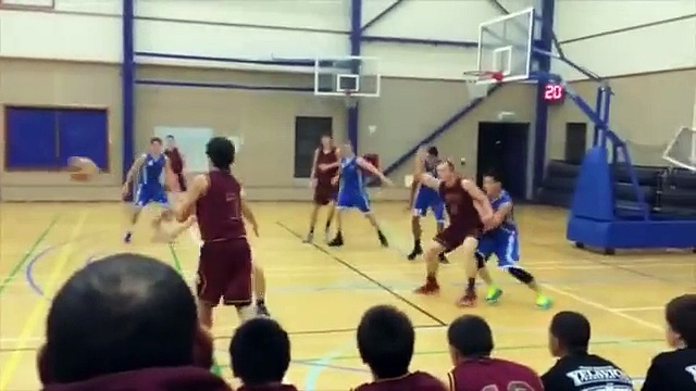 Corbin Felix Basketball Highlights 2014
