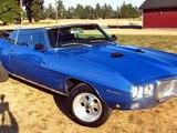 1969 Pontiac Firebird ST