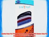 Goody Stay Put Pferdeschwanz Haargummis Mit Bonus Stay Put Haarband 10-St?ck (3er Pack)